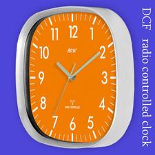 Zegar kwadrat sterowany radiowo DCF #2