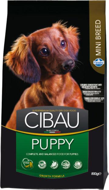 Cibau Puppy Mini 800g + 800g GRATIS