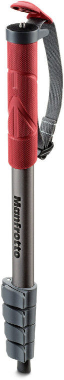 Monopod Manfrotto Compact RED