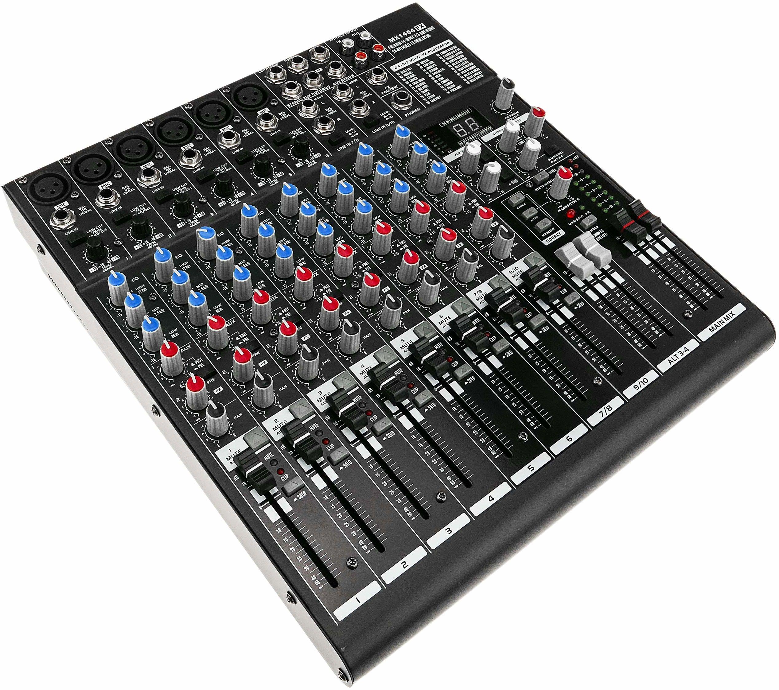 Cablematic  8 kanałów audio mx1404fx