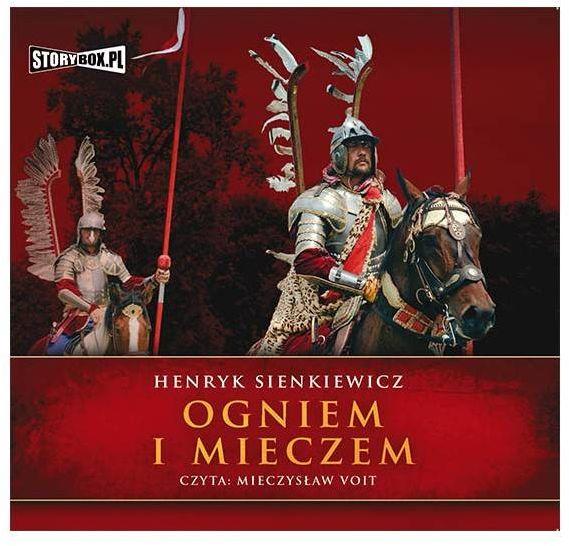 CD MP3 Ogniem i mieczem - Henryk Sienkiewicz