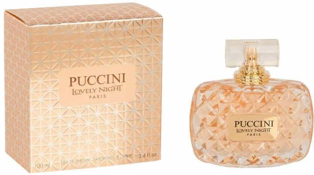 Woda perfumowana EDP Spray Puccini Lovely Night Woman 100ml