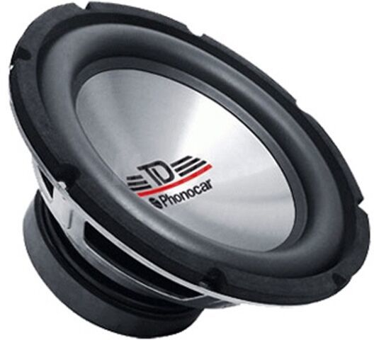 Głośniki samochodowe subwoofer 250mm 450W 35 3000Hz