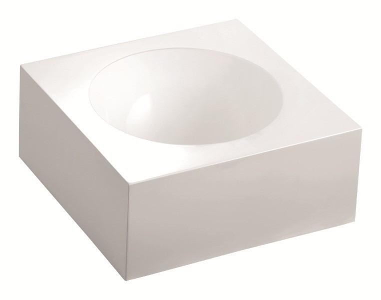 Marmorin umywalka nablatowa Rea 40cm bez otworu biała 201040020010 __DARMOWA DOSTAWA__