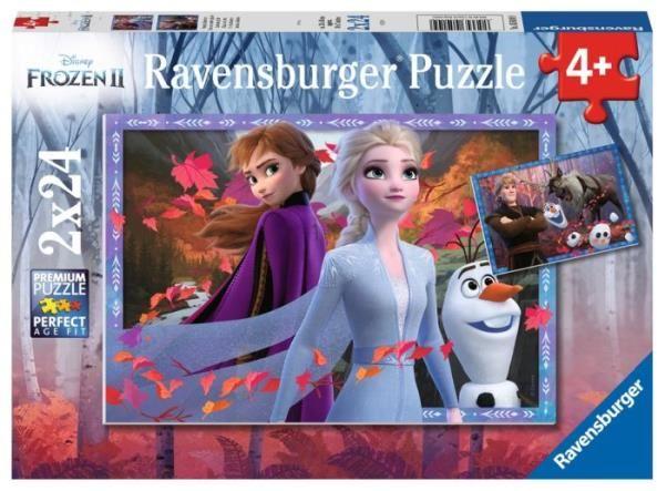 Puzzle 2x24el Frozen 2 050109 RAVENSBURGER (RAP 050109)