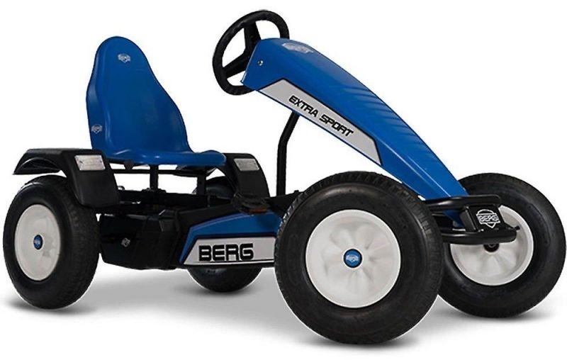 BERG Gokart na pedały Extra Sport BFR Pompowane koła od 5 lat do 100 kg LK