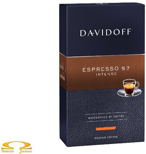 Kawa Davidoff 57 Espresso mielona 250g