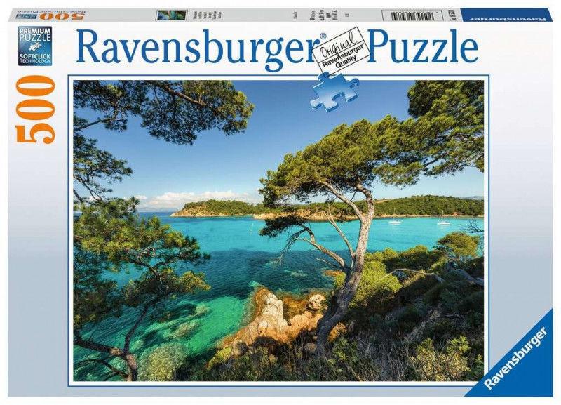 Puzzle 500 elementów Krajobraz