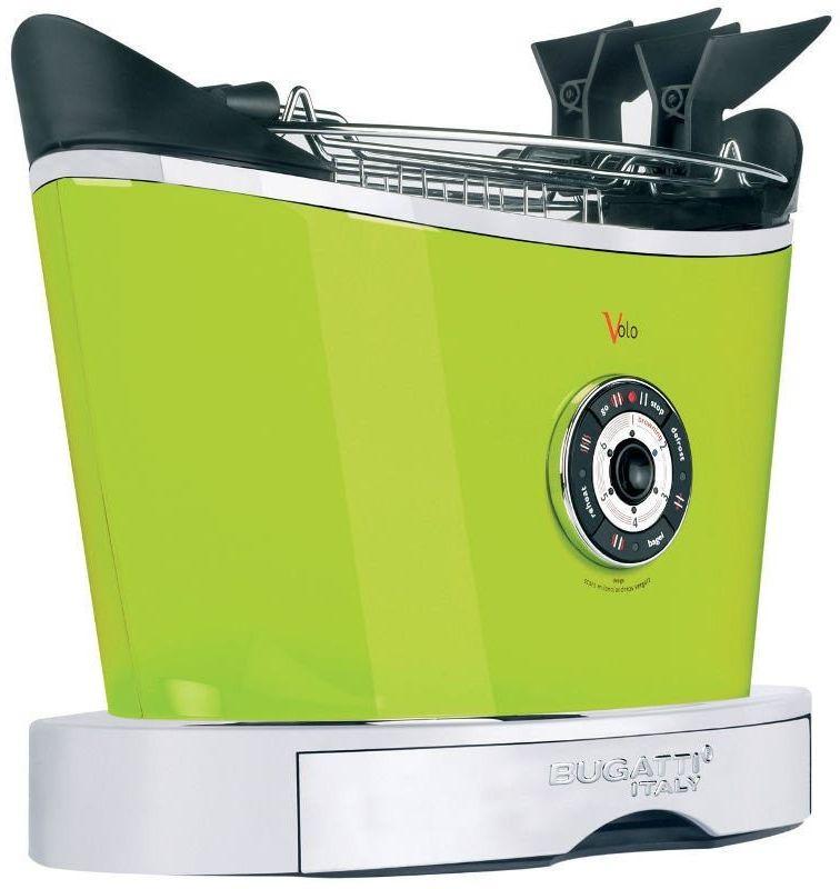 Casa bugatti - toster volo - zielony - zielony