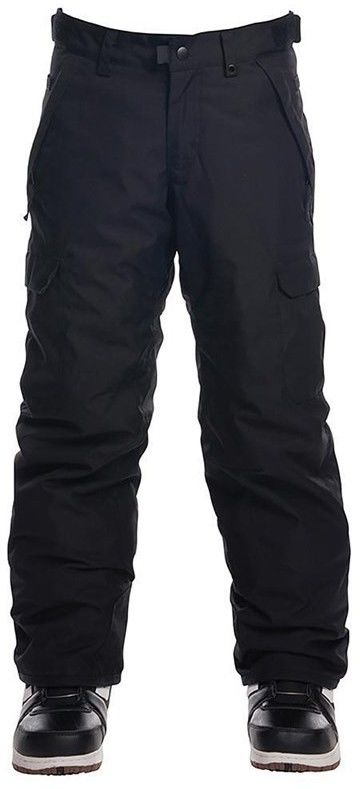 spodnie 686 - Boys Infinity Cargo Insl Pnt Black (BLK