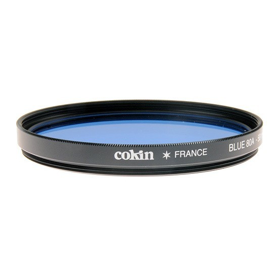 Filtr Cokin C020-67 BLUE 80A 67mm