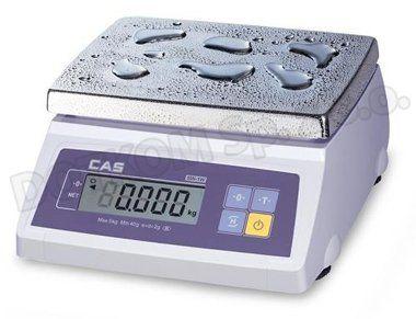 Waga wodoodporna CAS SW-1 WR