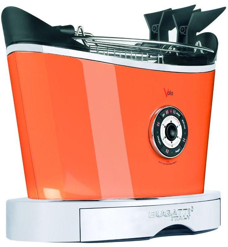 Casa bugatti - toster volo - pomarańczowy - pomarańczowy