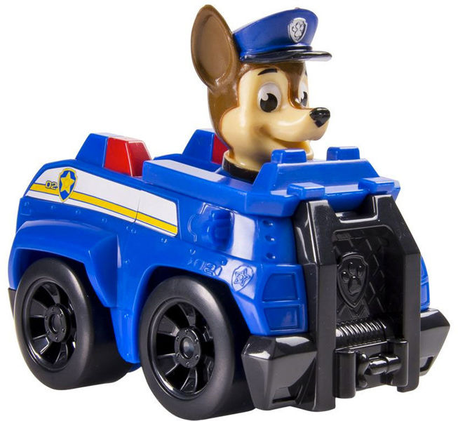 Psi Patrol - Pojazd akcji Chase 20095480