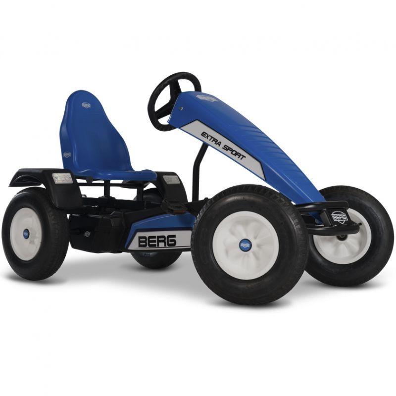 BERG Gokart na Pedały XL Extra Sport Blue BFR-3 LK