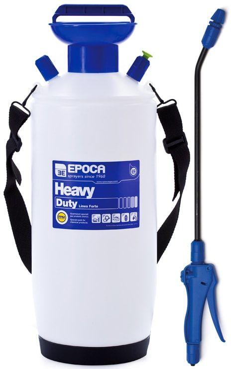 EPOCA Tec One Opryskiwacz ciśnieniowy odporny na kwasy, zasady 10L