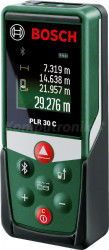 Dalmierz laserowy PLR 30C