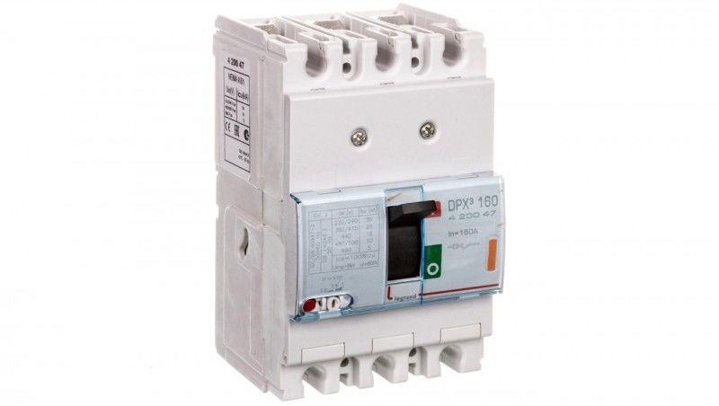 Wyłącznik mocy 160A 3P 25kA DPX3 160 420047