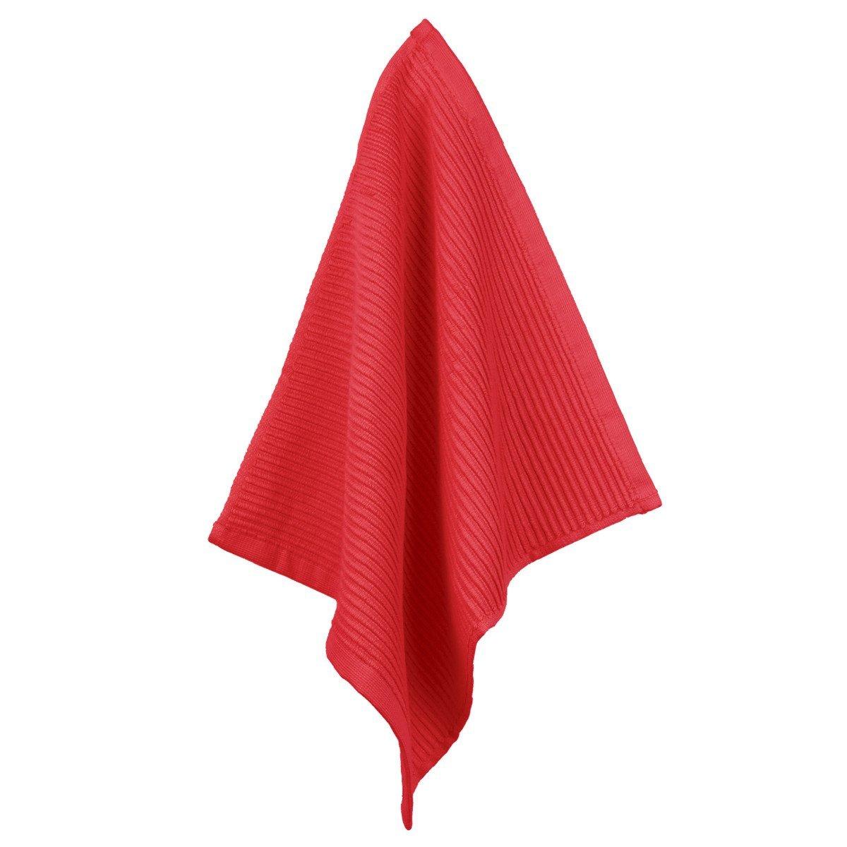 Ściereczka do naczyń Elias Basic Red - Red