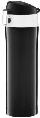 Kubek termiczny AMBITION 82854 z blokadą Glossy 420ml Czarny