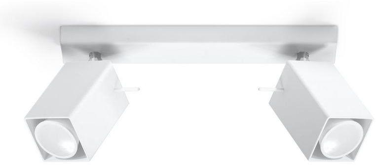 Sollux - plafon merida 2 - biały