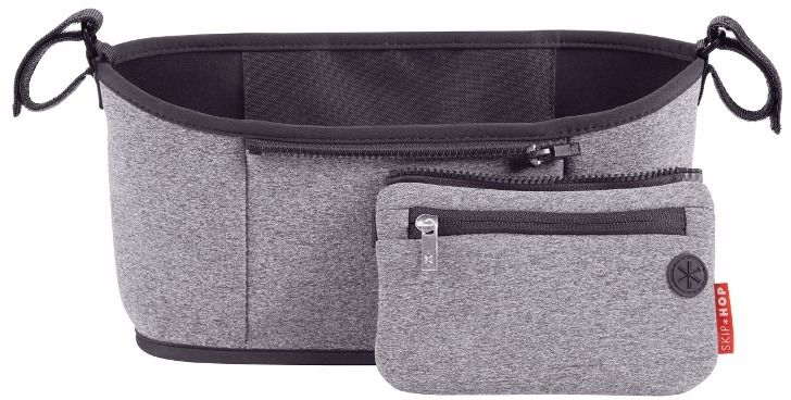 Skip Hop - Organizer do wózka Heather Grey