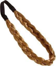 Love Hair Extensions Taśma z podwójnym warkoczem, kolor 27 bogaty blond