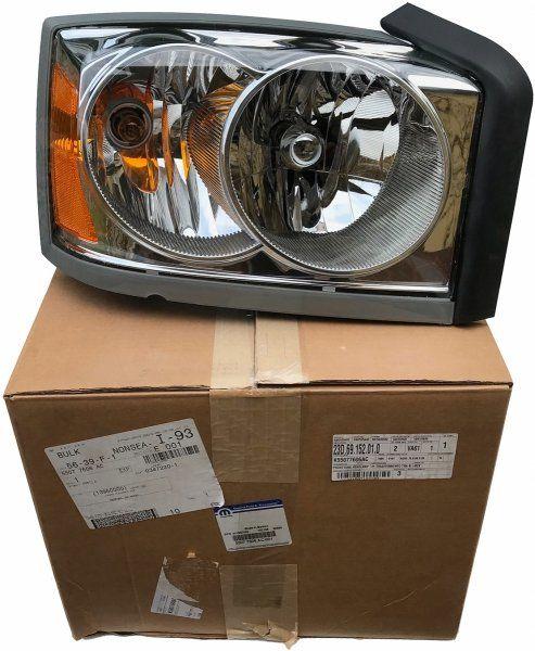 Reflektor prawy MOPAR Dodge Dakota 2006-2007