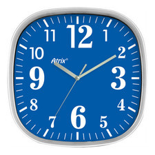 Zegar naścienny kwadratowy #2