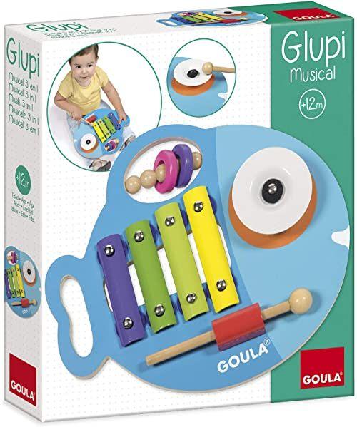 Goula Glupi Musik 3 in 1