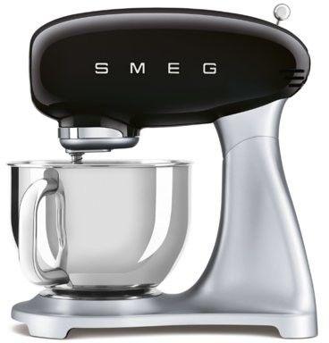 SMEG_Mikser SMF02BLEU czarny -(22)8777777- Zadzwoń - Darmowa dostawa- Autoryzowany Partner marki SMEG