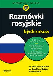 Rozmówki rosyjskie dla bystrzaków - dostawa GRATIS!.