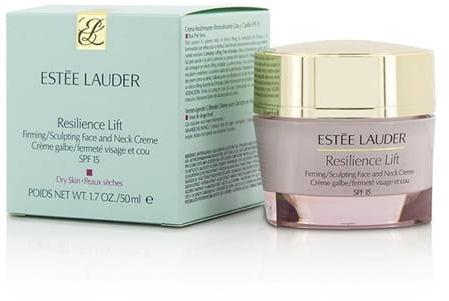 Estee Lauder Resilence Lift Extreme, krem liftingujący dla skóry suchej SPF 15, 50 ml