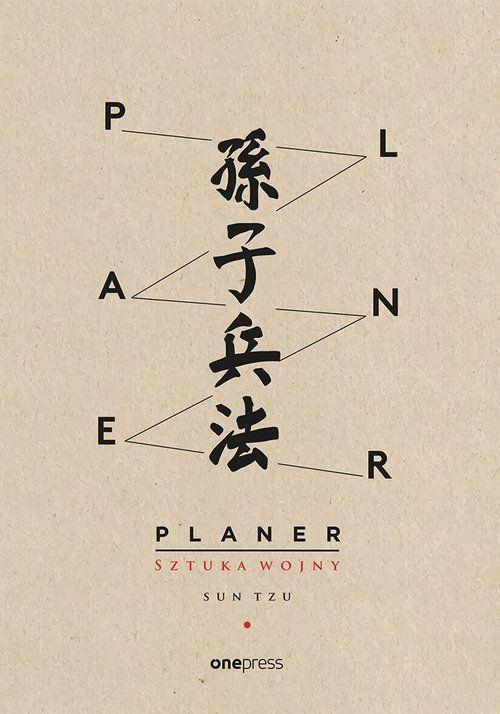 Sztuka wojny Planer ZAKŁADKA DO KSIĄŻEK GRATIS DO KAŻDEGO ZAMÓWIENIA