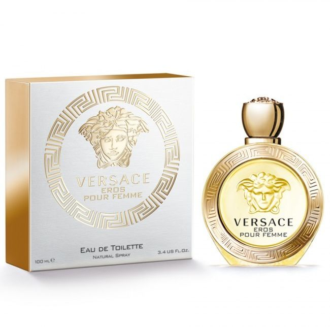 Versace Eros Pour Femme woda toaletowa - 100ml