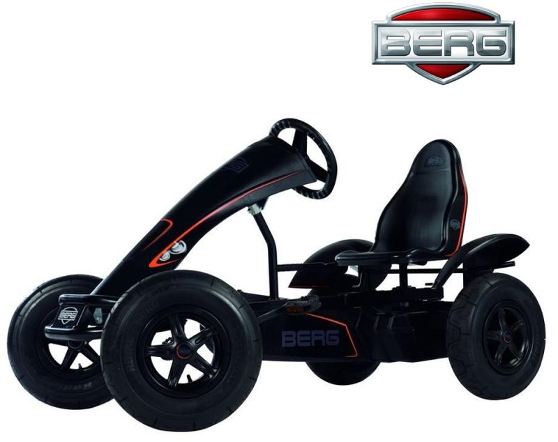 BERG Gokart na pedały Black Edition BFR 3 - Biegi LK