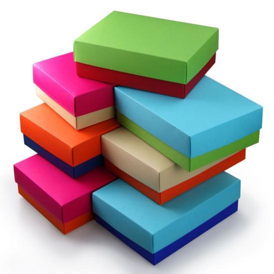 Pudełko ozdobne M Mix kolorów