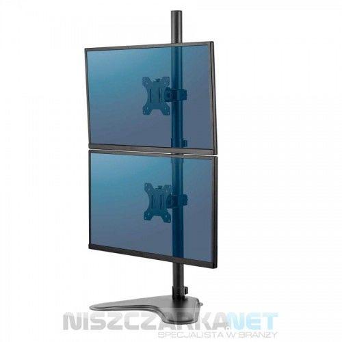 Ramię na 2 monitory wolnostojące Professional Series  pionowe - 8044001 - Fellowes