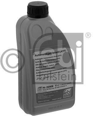 olej do układu wspomagania kierownicy oraz skrzyni biegów Febi 1L