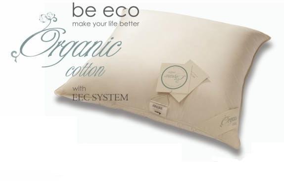 Poduszka Puchowa 40x40 AMZ Organic Cotton Puch 90%