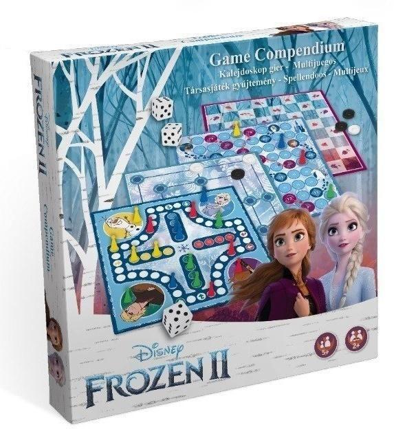 Frozen II Kalejdoskop gier ZAKŁADKA DO KSIĄŻEK GRATIS DO KAŻDEGO ZAMÓWIENIA