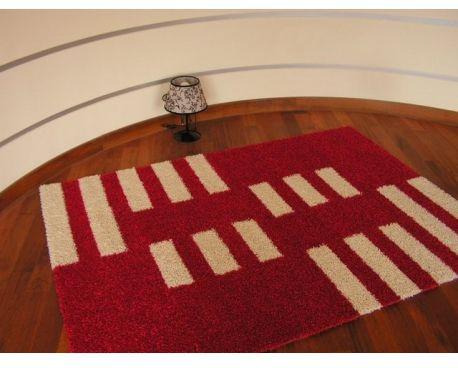 Dywan JAZZY BEAT czerwień 80x160 cm