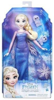 Hasbro Disney Frozen Kraina Lodu - Zorza polarna Lalka Elsa B9201 B9199