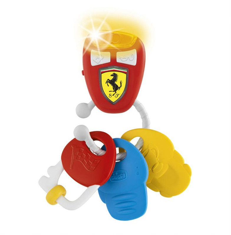 Chicco - Ferrari Elektroniczne kluczyki 9564