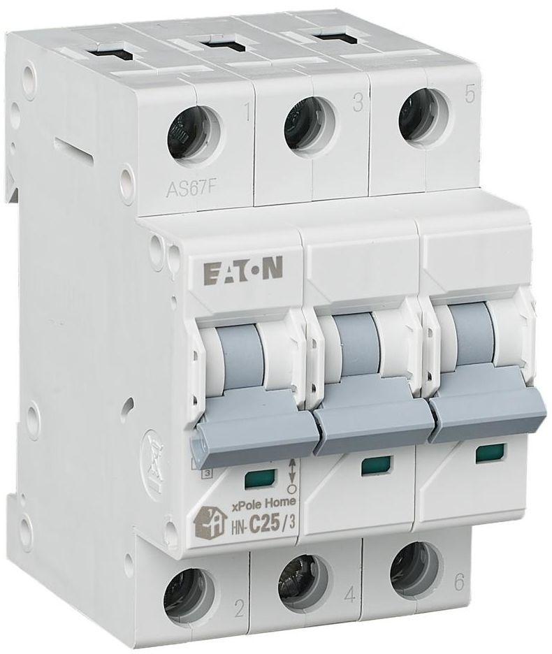 Wyłącznik NADPRĄDOWY HN-C25/3 EATON