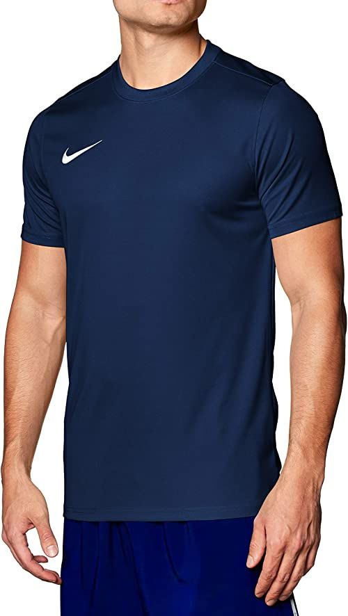 Nike Męska koszulka Dry Park 20 niebieski Blu_Bianco M