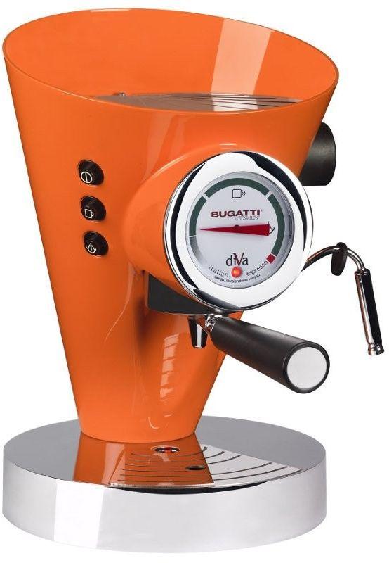 Casa bugatti - diva ekspres do kawy - pomarańczowy