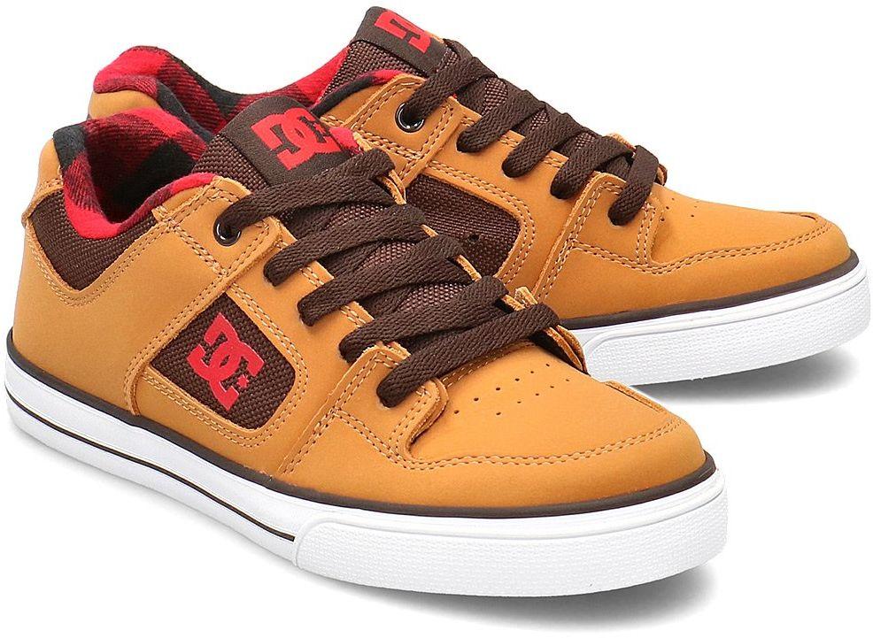 DC Pure - Sneakersy Dziecięce -ADBS300258 WE9