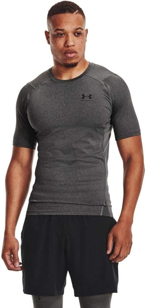 Under Armour Męski T-shirt Comp Ss z krótkim rękawem