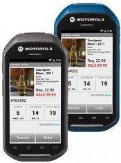 Terminal Motorola/Zebra MC40 HC